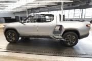 GM et Amazon veulent investir dans le fabricant de pickups électriques Rivian
