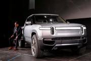 Amazon investit dans le fabricant de pickups électriques Rivian