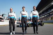 F1: Williams ne participera pas aux essais «avant mercredi au mieux»