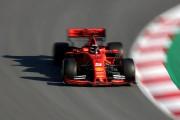 Sebastian Vettel donne le ton des essais hivernaux en F1