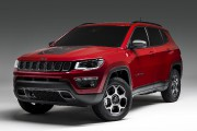 Genève - Jeep montre un Renegade et un Compass hybrides