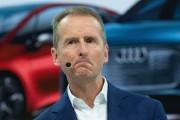 Le patron de Volkswagen s'excuse après avoir repris un slogan nazi