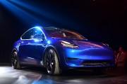 Tesla dévoile son VUS Modèle Y : 64 000 $, autonomie de 483 km