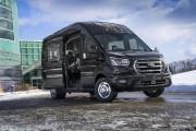 Ford retouche son Transit