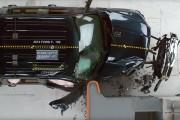 Collision frontale des pickups : F-150, Titan et RAM 1500 protègent le mieux le passager avant