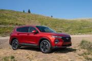 Essai routier du Hyundai Santa Fe - Sage évolution