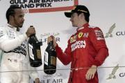 Charles Leclerc au GP de Bahreïn: une étoile est née