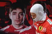 Mon meilleur ennemi ?  Les consignes de Ferrari révèlent la rivalité Leclerc-Vettel