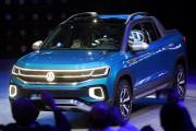 Volkswagen arrivera à New York en camionnette Tarok