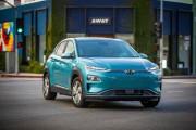 Hyundai Kona Electric : elle promet 415 km d'autonomie