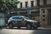 Le Mazda CX-5 diesel est arrivé à New York mais l'épargne à la pompe, pas vraiment