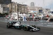 Essais GP de Monaco : Mercedes devant, Ferrari derrière, Stroll loin, loin, loin...