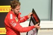 GP du Canada: Ferrari demande la révision de la pénalité de Vettel