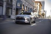 Banc d'essai Chevrolet Blazer - Pimpant quinquagénaire