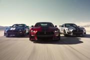 La Mustang ShelbyGT500 2020 aura 760ch