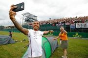 GP de G.-B. : Hamilton frustré de partager la manchette avec le cricket et Wimbledon