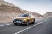 Banc d'essai Audi Q8 - Plus qu'un phénomène demode