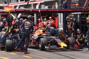 F1: 1 sec 91/100, nouveau record de vitesse pour un arrêt aux stands