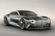 Bentley célèbre avec un véhicule électrique