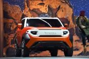 Toyota pourrait produire un VUS inspiré du prototype FT-X4
