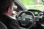 En France, des tests préparent l'arrivée des voitures autonomes