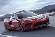 Voici la nouvelle Corvette C8