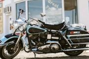 La dernière moto d'Elvis Presley est à vendre