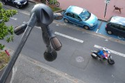 Des «radars audio» pour mettre à l'amende les motos et autos bruyantes