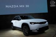 Mazda dévoile le MX-30 tout électrique