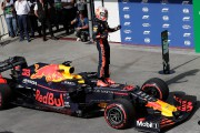 Verstappen signe la 2<sup>e</sup> pole de sa carrière au GP du Brésil