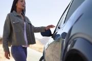 Le Mustang Mach-e réinvente la poignée de porte : il n'y en pas vraiment