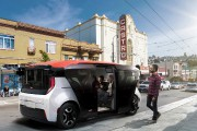 Ni pédales ni volant: Cruise dévoile sa navette autonome