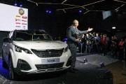 La future Peugeot3008 sera fabriquée sur le site PSA de Sochaux