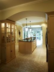 Agrandissement avec plafond en arc dans l'entrée de... (Photo Martin Chamberland, La Presse) - image 1.0