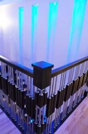Les éclairages en diodes peuvent changer de couleur... (Photo Érick Labbé, Le Soleil) - image 1.0
