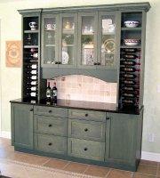 Les porte-bouteilles horizontaux Vintageview s'intègrent à un meuble... (Photo fournie par Langevin & Forest) - image 1.0