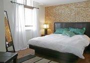 Une chambre estivale, avec son édredon de lin... (Photo fournie par Un fauteuil pour deux) - image 1.0