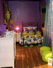 Une chambre conçue par Leakhena Chalifour et Marlène... (Photo Raynald Lavoie, Le Soleil) - image 1.0