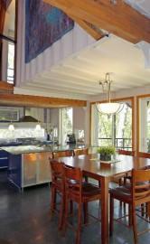 Le grand espace dégagé occupé par la cuisine,... (Photo Robert Mailloux, La Presse) - image 1.0
