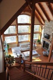 expo habitat 2009 une demeure robuste et enveloppante. Black Bedroom Furniture Sets. Home Design Ideas