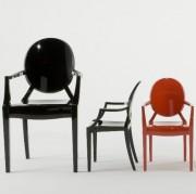 Suivant le succès de la chaise Louis Ghost... (Photo fournie par Kartell) - image 1.0