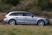 L'Audi A4 Avant.
