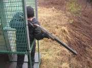 Le tir au pigeon d'argile a été sans... (Photo: Simon Diotte, collaboration spéciale) - image 4.0