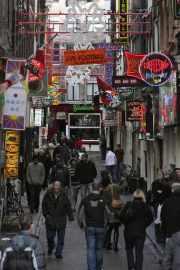 La municipalité d'Amsterdam a annoncé samedi un projet pour... (Photo: AP) - image 2.0