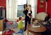 Catwoman. Minerva Valencia, de Puebla, est gardienne d'enfants... (Photo fournie par Dulce Pinzon) - image 2.0