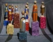 Une crèche exposée à l'Oratoire Saint-Joseph, à Montréal.... (Photo: Robert Mailloux, La Presse) - image 2.0