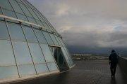 L'observatoire du Perlan.... (Photo: Valérie Simard, collaboration spéciale) - image 3.0