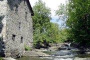 Dans les Cantons-de-l'Est, le moulin de Frelighsburg.... (Photo: Hyper Zoom) - image 2.0