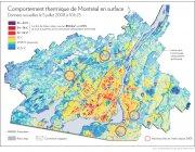 Les îlots de chaleur urbains à Montréal.... - image 2.0