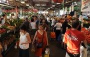 Le marché Jean-Talon... (Photo: Bernard Brault, La Presse) - image 1.0